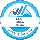 Best ADHD Blog, Expertido