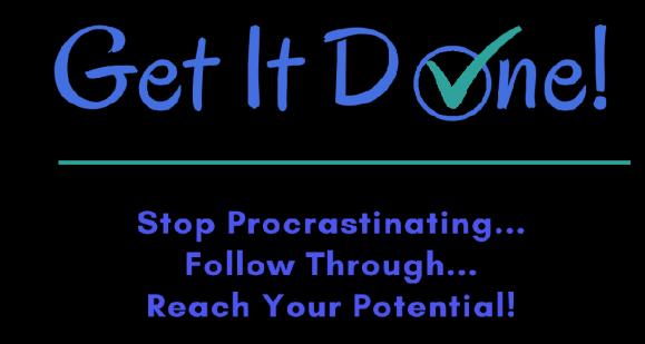 Get it Done program logo